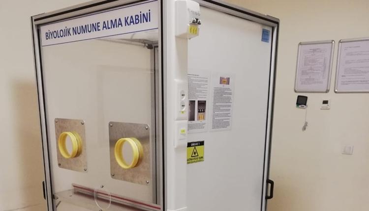 Fenerbahçe'den Kırklareli Devlet Hastanesi'ne koronavirüs bağışı