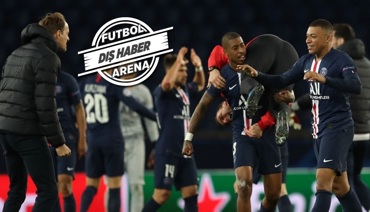 Fransa Lig 1 tescil edildi! PSG şampiyon