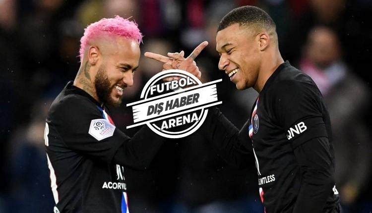 Fransa'da PSG şampiyon ilan ediliyor