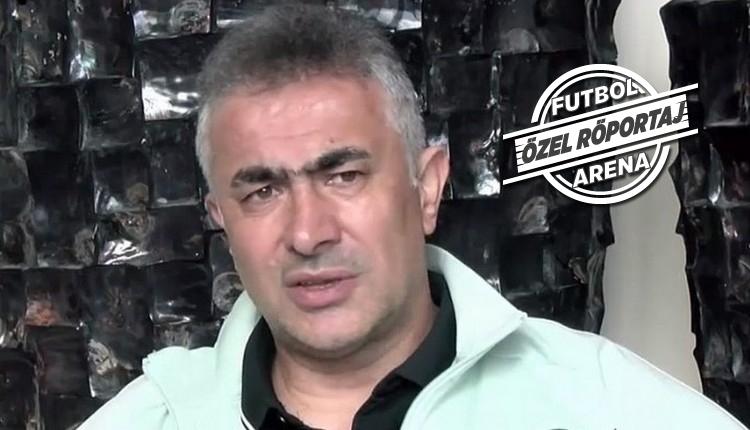 Hatayaspor hocası Mehmet Altıparmak: