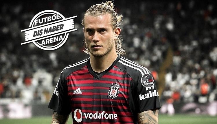 Karius Beşiktaş'ta kalmak istiyor!