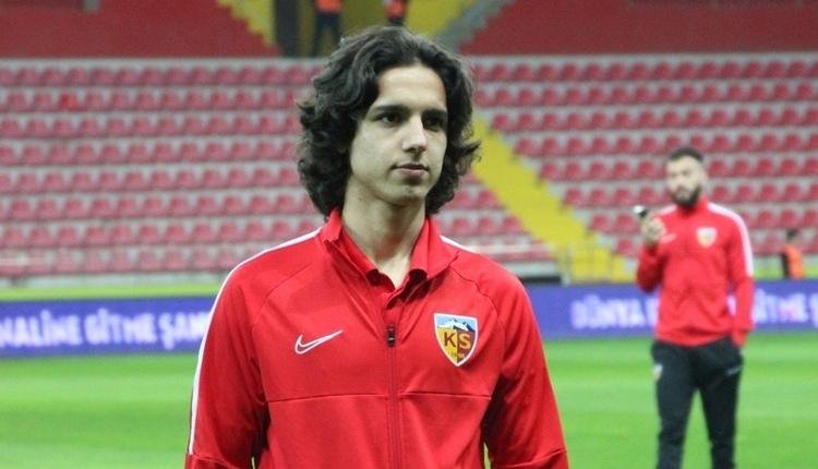 Kayserispor'un genç yıldız adayı Emre Demir: