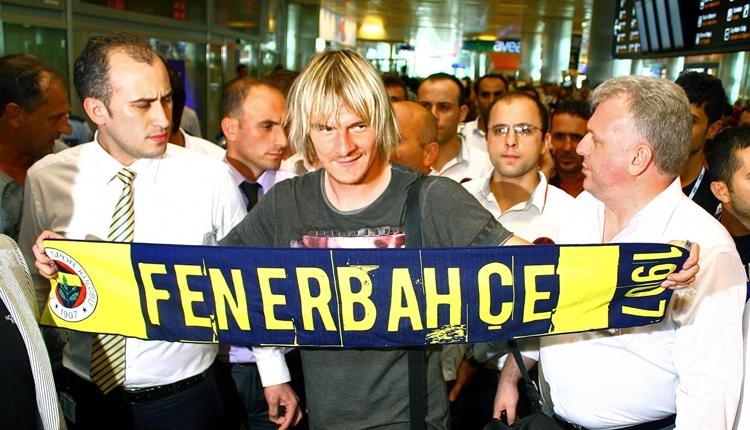 Krasic'ten Fenerbahçe taraftarına: 'Gerçeği izleyemediler'