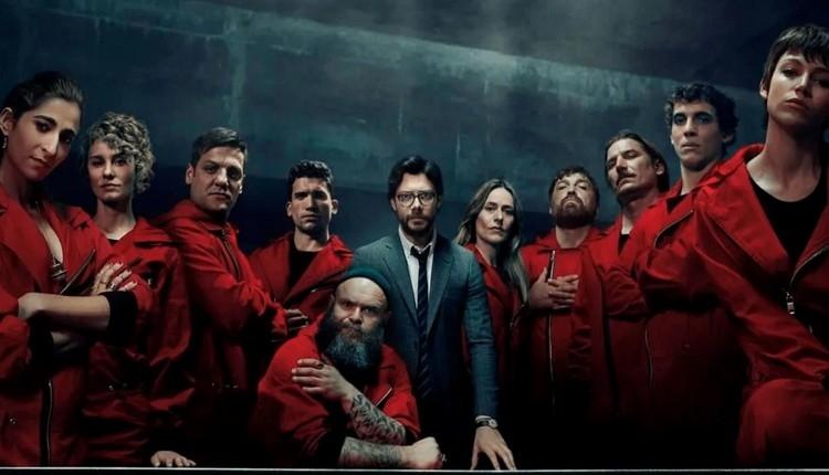 La casa de papel yeni sezon İZLE (La casa de papel 4. sezon başladı mı?)