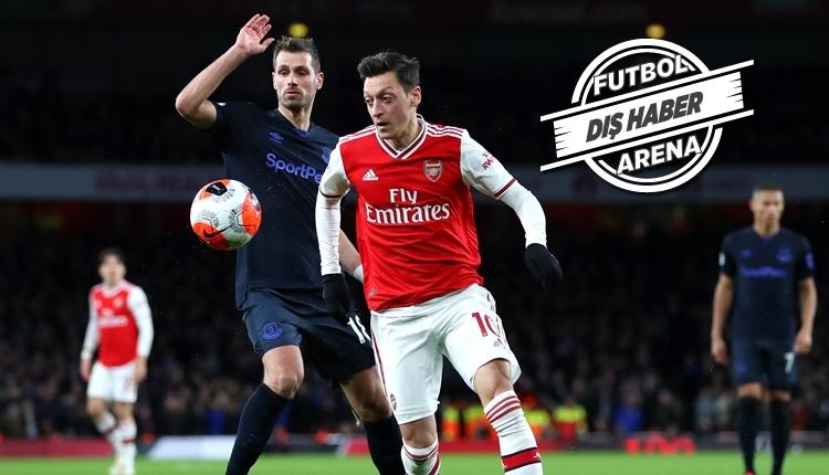 Mesut Özil için sürpriz transfer iddiası! Gündemde ayrılık var