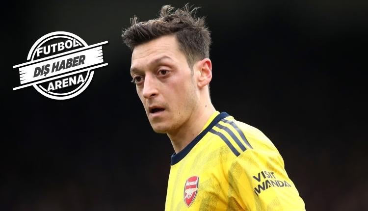 Mesut Özil'in menajerinden maaş indirimi tepkisi