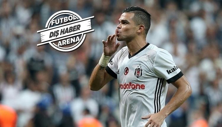 Pepe'den Beşiktaş ve Porto sözleri: