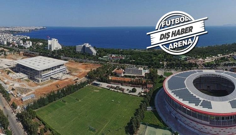 Romanya Futbol Federasyonu Antalya planını hazırladı