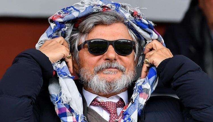 Sampdoria Başkanı açıkladı!
