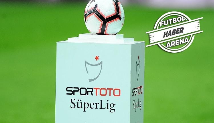 Son dakika! Süper Lig için tarih resmen açıklandı!