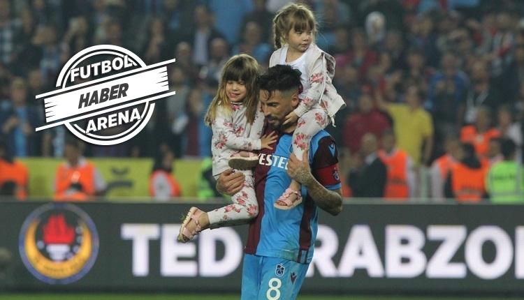 Trabzonspor'dan Sosa'ya yeni teklif! 'Onore oldum'