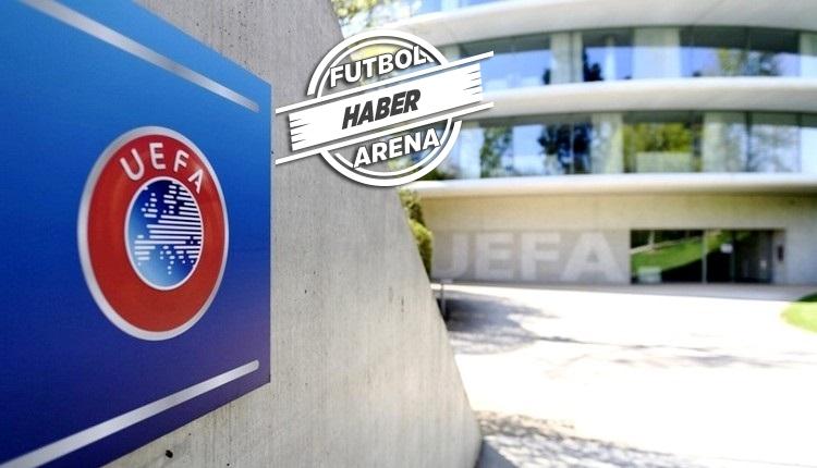 UEFA'dan son dakika kararları! Avrupa kupaları