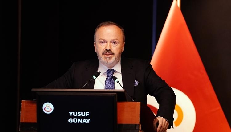 Yusuf Günay: 'Süper Lig oynanacak ve bitecek'