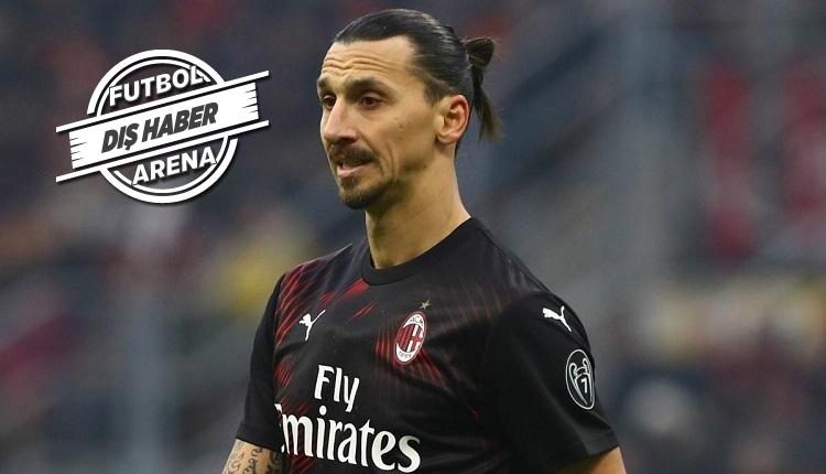 Zlatan'dan Milan'a şart: