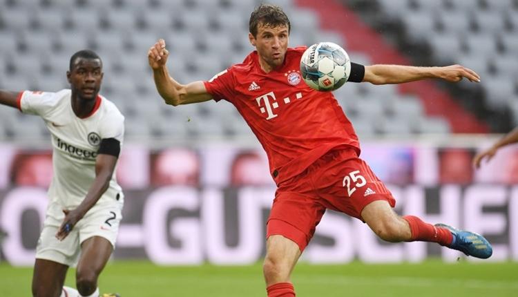 Bayern Münih 5-2 Eintracht Frankfurt maç özeti ve golleri (İZLE)