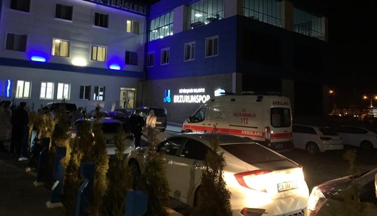 BB Erzurumspor 11 koronavirüs vakası açıkladı