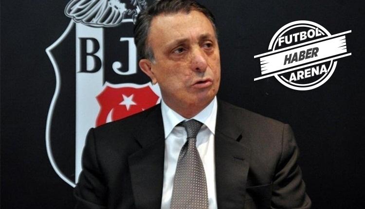 Beşiktaş Başkanı Ahmet Nur Çebi koronavirüse yakalandı