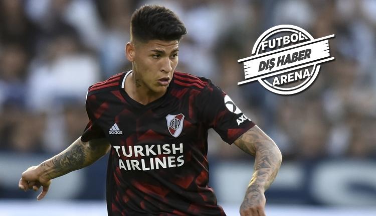 Beşiktaş'a Jorge Carrascal transferinde rakip! Bonservis bedeli