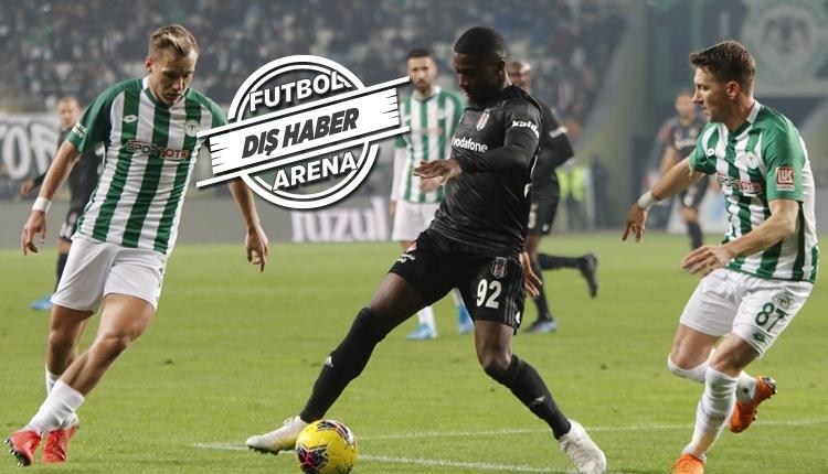 Beşiktaşlı Abdoulay Diaby'e sürpriz talip! Transfer teklifi