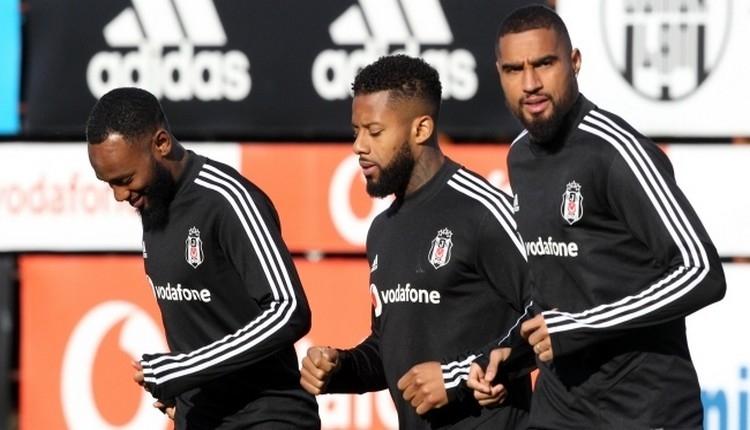 Beşiktaşlı futbolcular Güngören'de karantinada