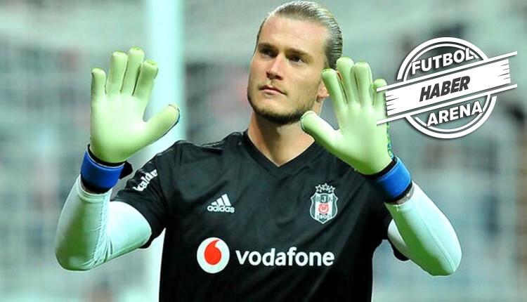 Beşiktaş'ta Karius sözleşmesini feshetti