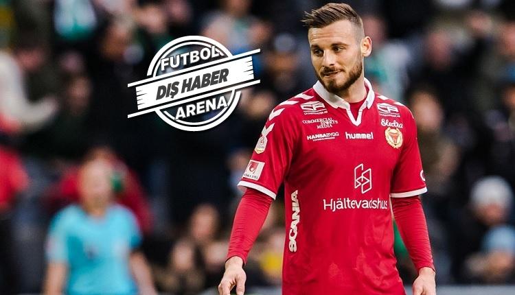 Beşiktaş'ta sürpriz transfer gelişmesi! Fidan Aliti