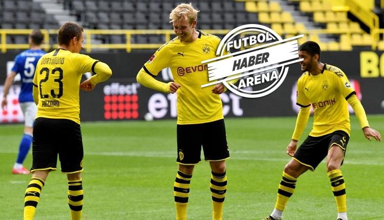 Bundesliga geri döndü! (Bundesliga 16 Mayıs maç özetleri İZLE)