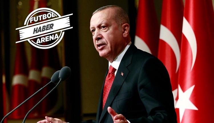 Cumhurbaşkanı Erdoğan: 'Sokağa çıkma yasağında yeni dönem'