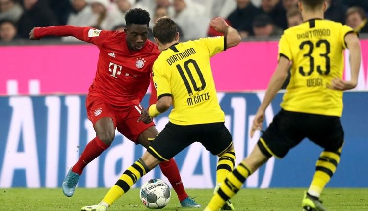 Dortmund - Bayern Münih maçı canlı şifresiz izle (S Sport 2 canlı yayın)