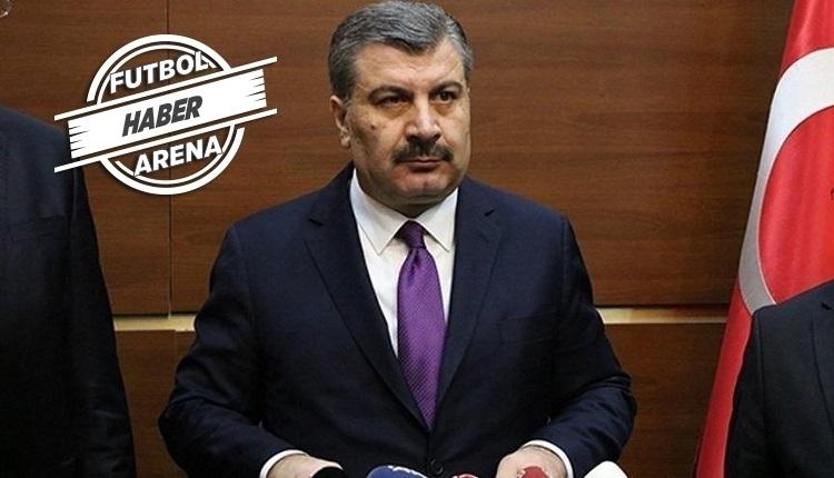 Flaş! Sağlık Bakanı Fahrettin Koca: 'İlk dönemi tamamladık'