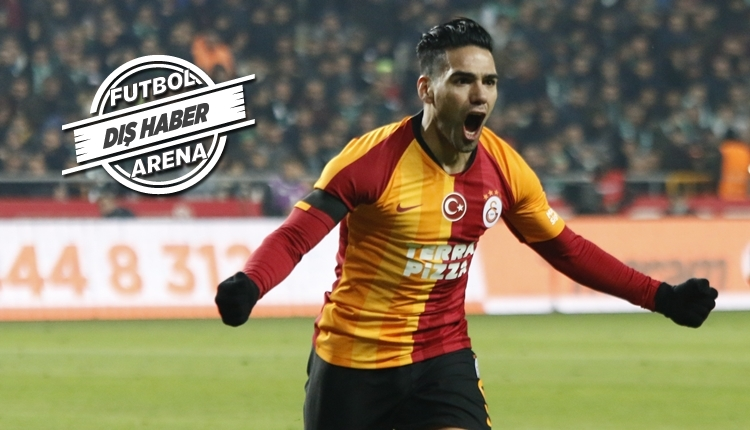 Falcao, Galatasaray'ı anlattı: