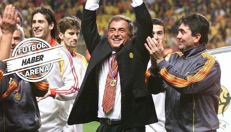 Fatih Terim'den 20 yıl öncesine mektup! 'UEFA şampiyonluğu'