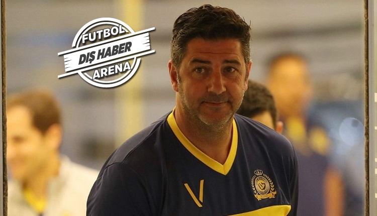 Fenerbahçe ile ismi anılan Rui Vitoria Al Nassr ile anlaşmadı (Sözleşmesi bitiyor)