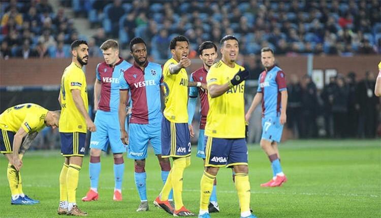 Fenerbahçe - Trabzonspor maçı ne zaman oynanacak?