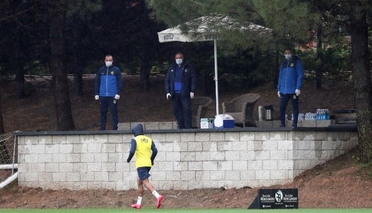 Fenerbahçe'den koronavirüs önlemli çalışmalar başladı