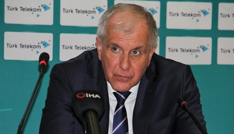 Fenerbahçe'den Obradovic açıklaması! Sözleşmesi...