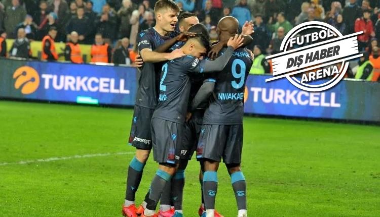 Fransa'da Trabzonspor makalesi: 'Üç büyükleri geride bıraktılar'