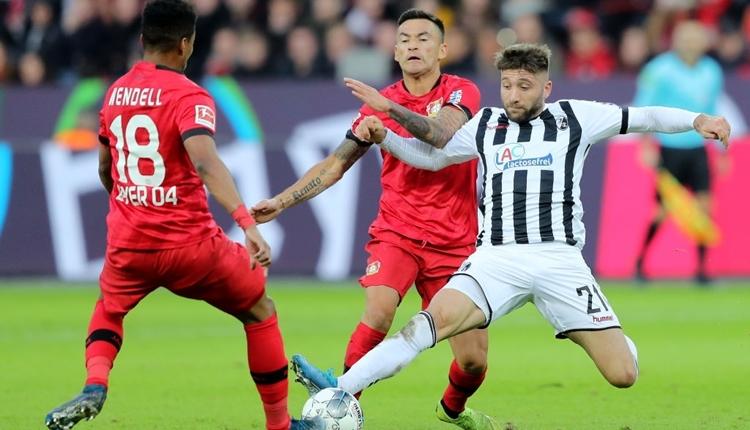 Freiburg - Bayer Leverkusen maçı canlı şifresiz izle (S Sport 2 canlı yayın)