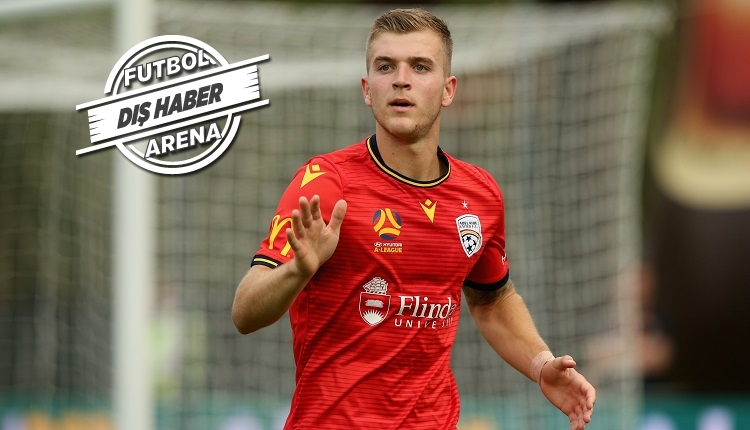 Galatasaray ve Fenerbahçe'nin peşindeki yıldız 'Riley McGree'