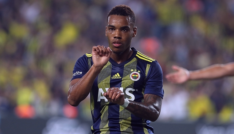 Garry Rodrigues'ten tepki: