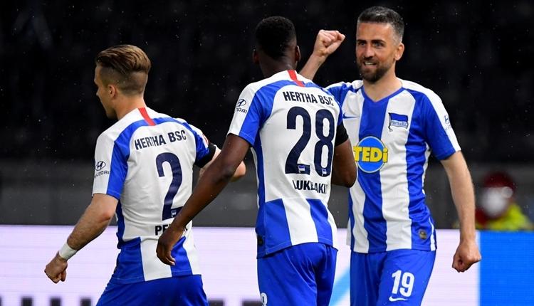 Hertha Berlin 3-0 Union Berlin maç özeti ve golleri (İZLE)