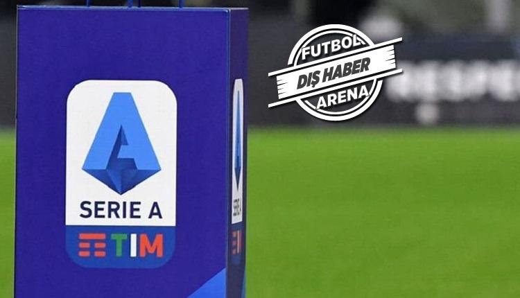İtalya Serie A için karar açıklandı!