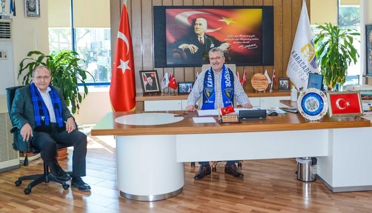 Karacabey Belediyespor'dan Acun Ilıcalı için yeni açıklama