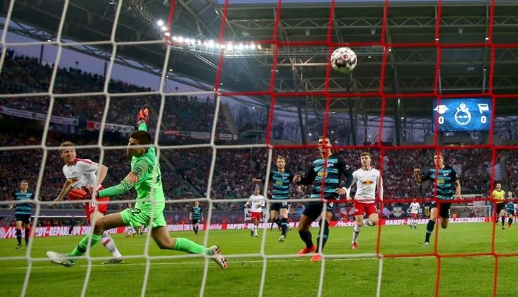 Leipzig - Hertha Berlin maçı canlı şifresiz izle (S Sport 2 canlı yayın)