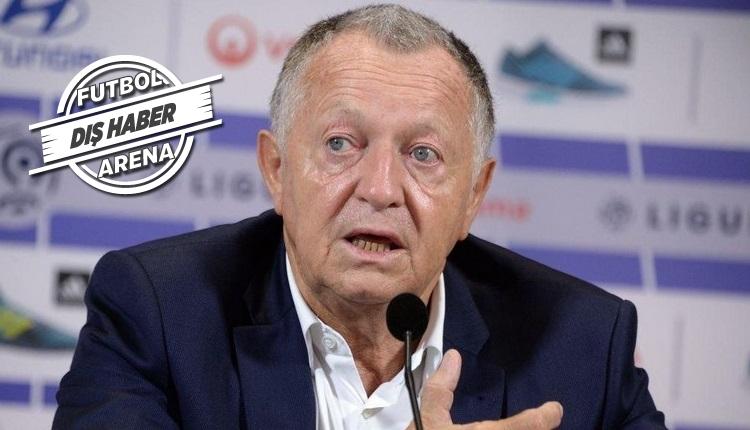 Lyon'dan ligleri iptal kararına tepki! 'Çok aptalmışız'