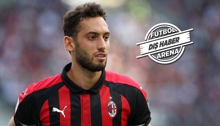Milan'da Hakan Çalhanoğlu için karar verildi: 'Kahraman!'