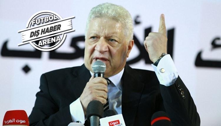 Mısır Ligi'nde iptal tescil tartışması! Ezeli rakiplerin gerilimi