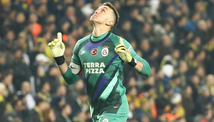 Muslera açıkladı! Galatasaray'da kalacak mı?
