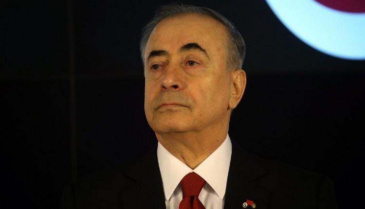Mustafa Cengiz için Galatasaray'dan açıklama