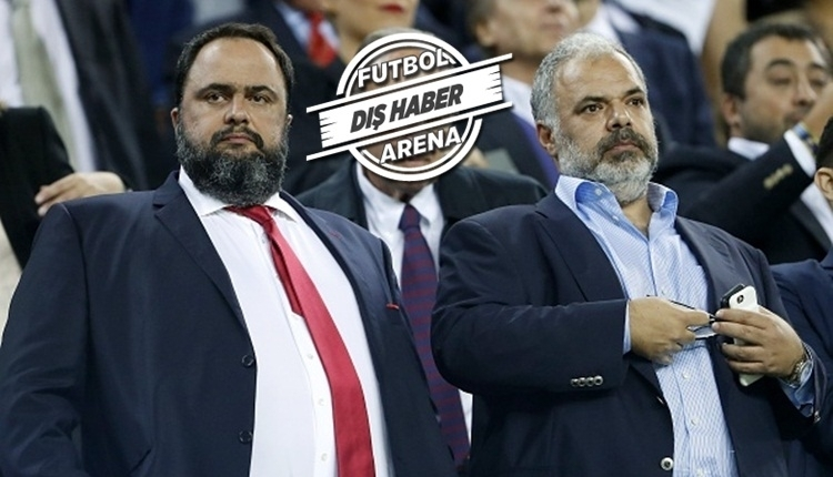Olympiakos'tan federasyona: